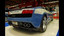 La Polizia Stradale al Motor Show 2008