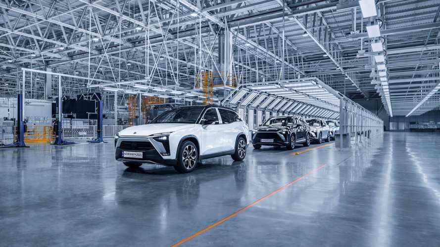 Újabb rekordokat döntött meg a kínai elektromos autógyártó, a NIO