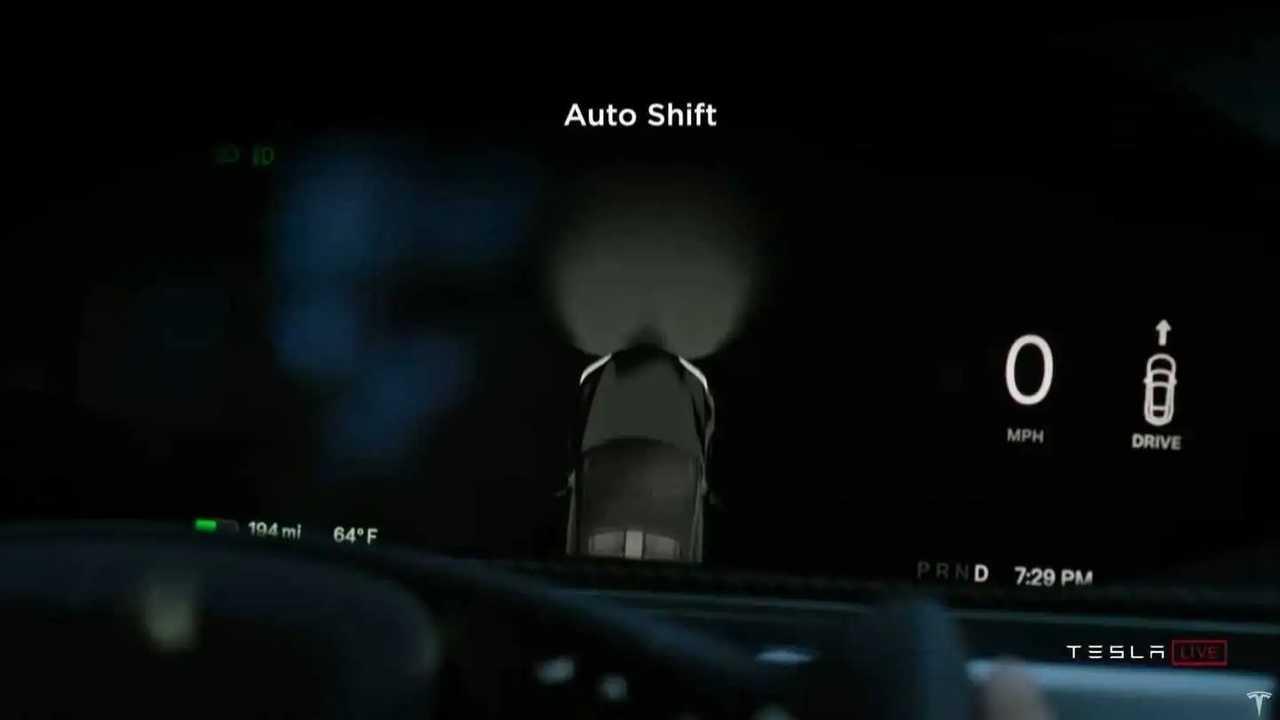 Auch Model 3 und Y sollen die Auto-Shift-Funktion erhalten
