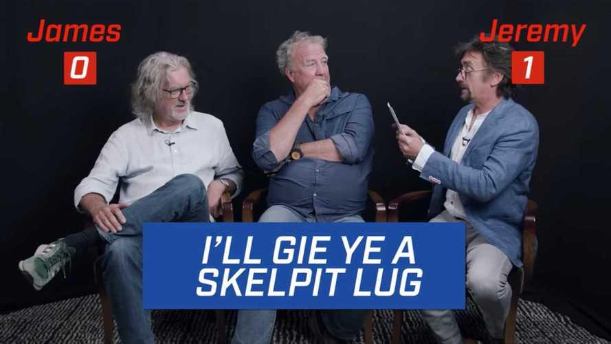 The Grand Tour trio learns Scottish phrases ahead of Lochdown release