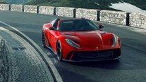 Novitec Ferrari 812 GTS N-Largo: Auf 840 PS getunter V12-Sportler