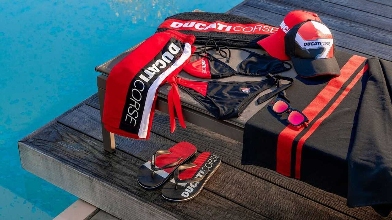Ducati Launches Summer Beach Collection