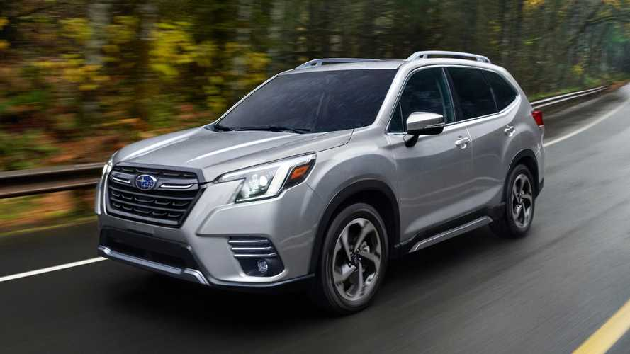 2022 Subaru Forester Gets Price Increase For Car And Destination Fee
