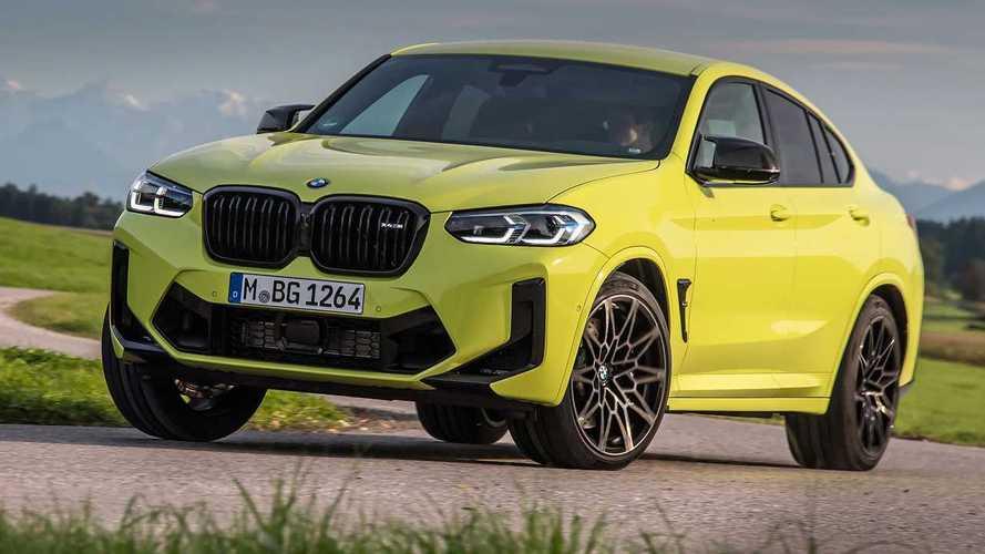 BMW X4 M Competition (2021) im Test