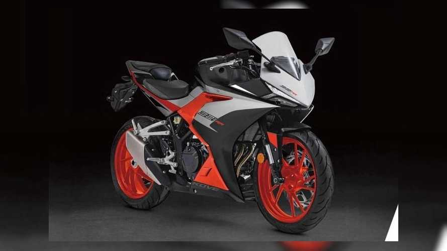 Is The Colove 321RR A Yamaha R3 Clone?