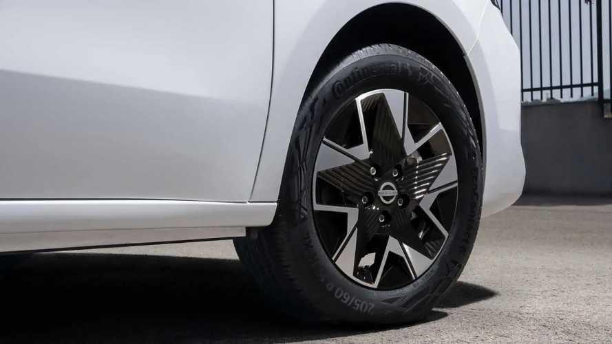 Nissan Townstar (2021)
