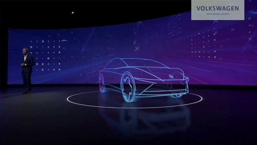 Volkswagen ID.8 Larger Electric SUV Announced
