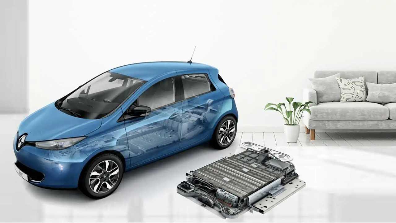 Renault salotto