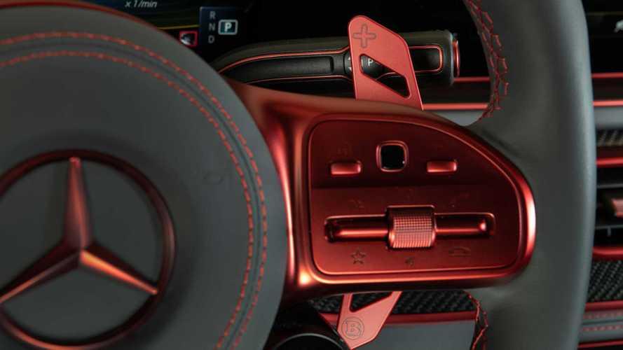 Brabus 900 Rocket Edition on Basis Mercedes-AMG GLE 63