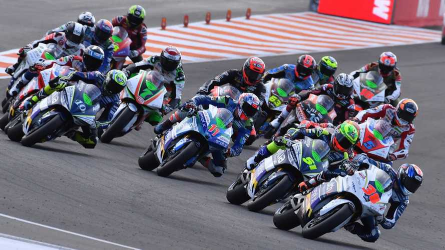 MotoE Announces End Of Energica's Contract After 2022 Season