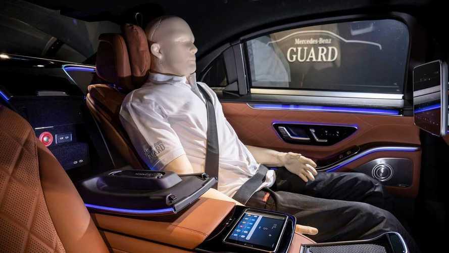 Mercedes Classe S Guard 2021