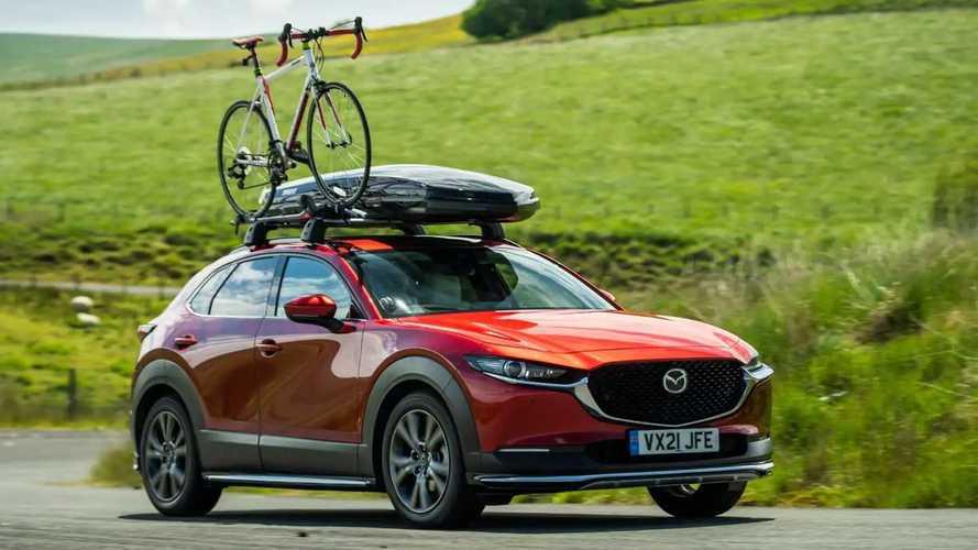 UK: Mazda reveals new dealer-fit accessory range for summer