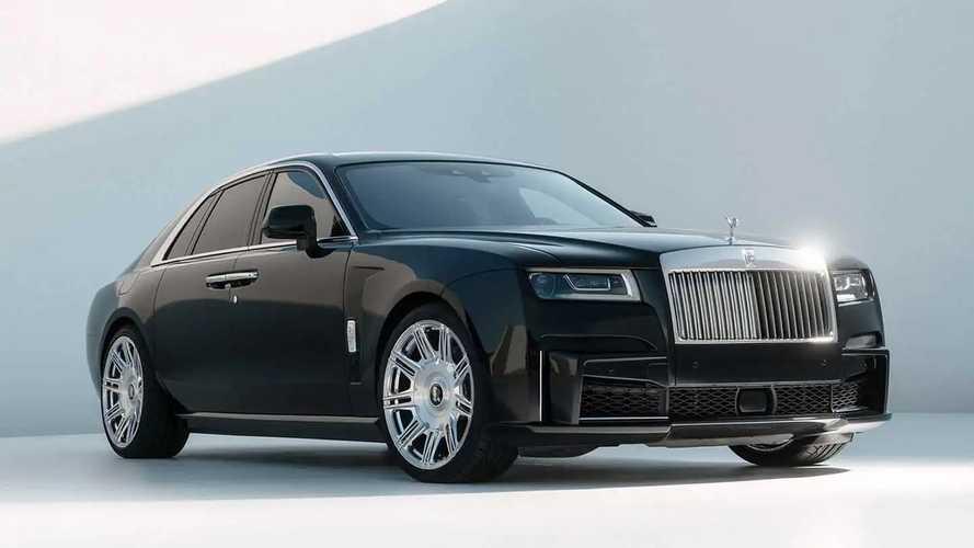 Spofec Rolls-Royce Ghost (2021)