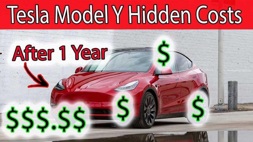 Tesla Model Y: Hidden Cost Of Ownership