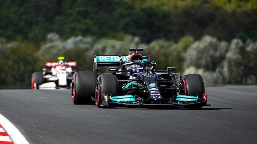 Türkiye GP 1.antrenman: Hamilton lider, Verstappen ikinci!
