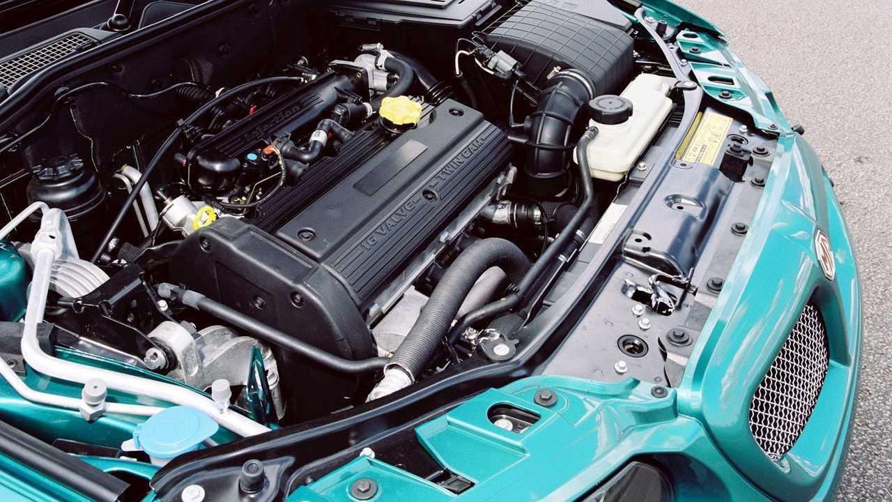 Motor der Rover K-Serie - MG ZT-T 160