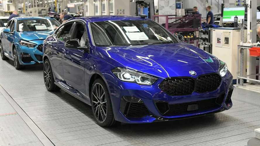 Kişisel boyalı BMW 1 Serisi ve 2 Serisi Gran Coupé