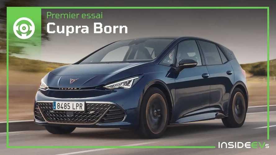 Essai Cupra Born (2021) - Born to be alive ?