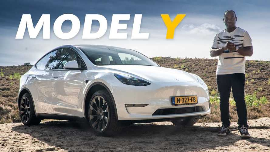 Rory Reid reviews Model Y, says it's the best and worst Tesla
