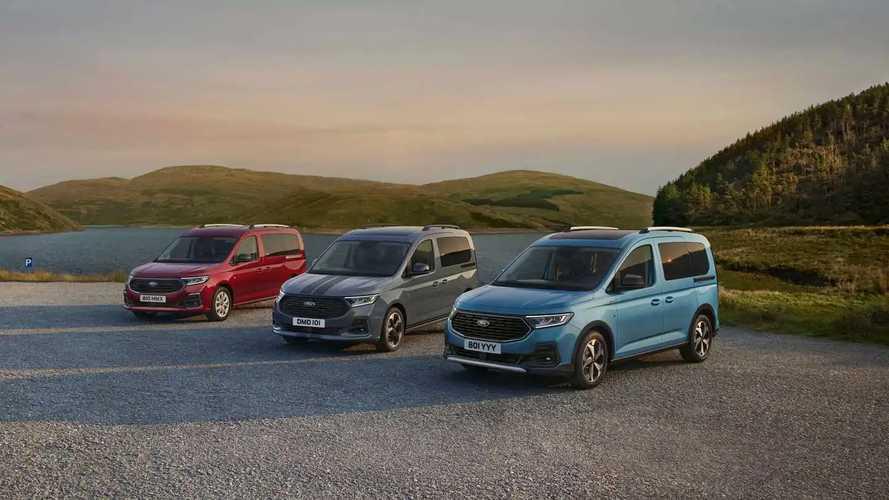 Megjött az új Ford Tourneo Connect, vagy ha jobban tetszik, a VW Caddy 2
