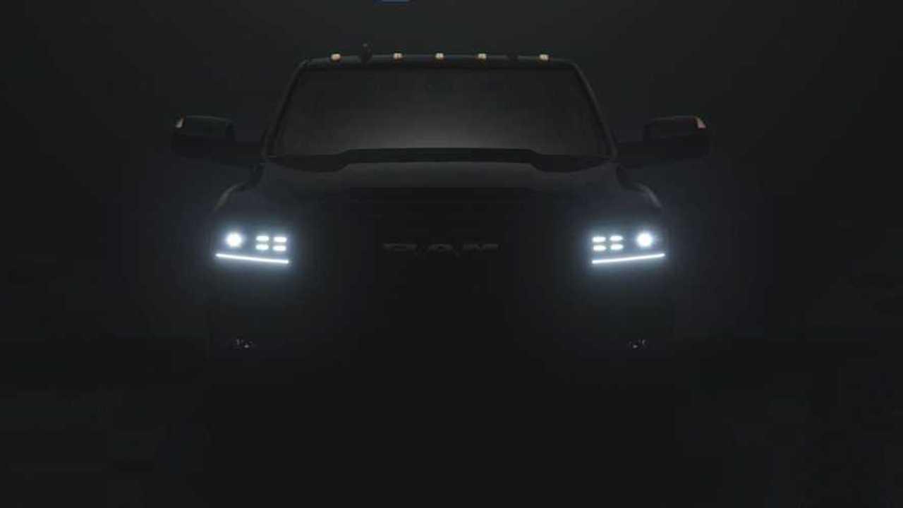 Ram 3500 - Teaser