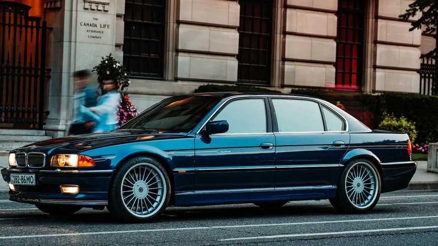 Alpina B12 1998 Langka Ini Dijual, Berbasis BMW E38