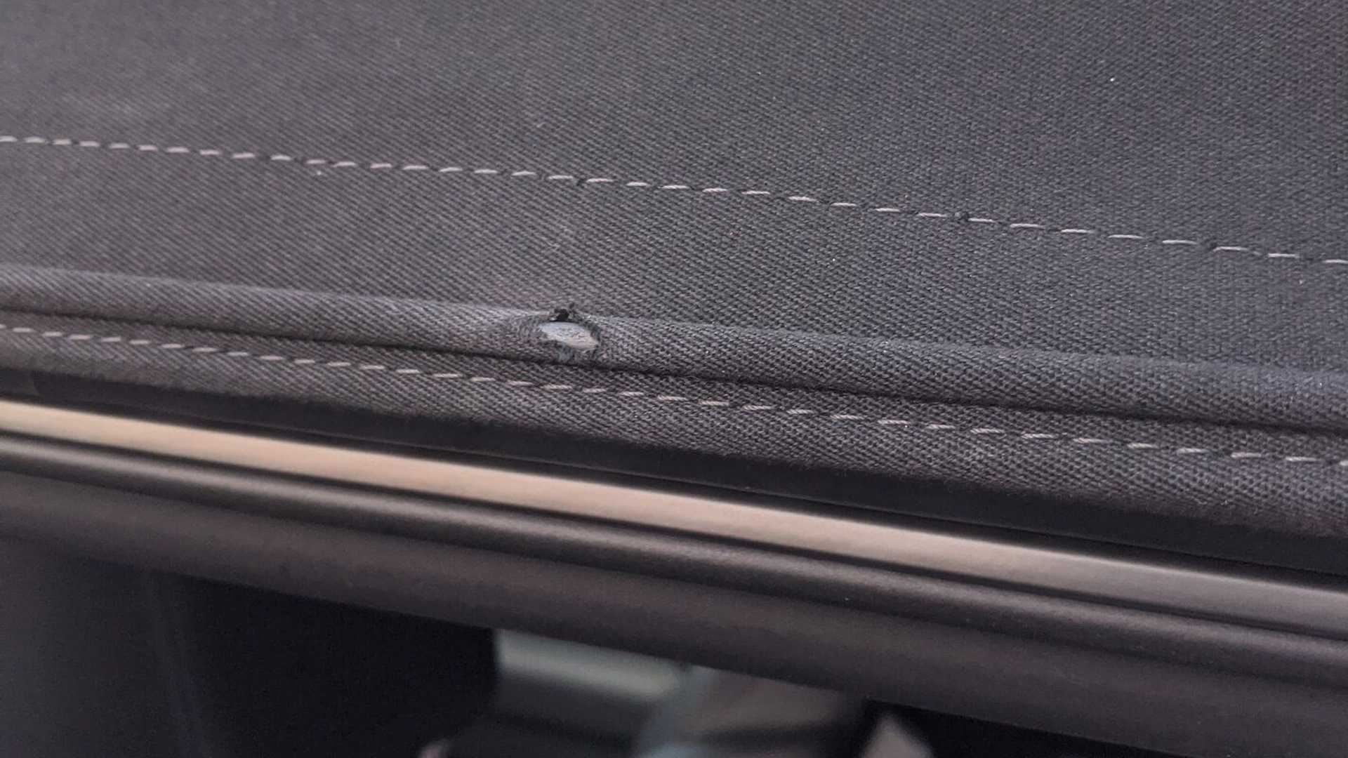 2021 Ford Bronco Owner Suffers Early Wear Straight Through Soft Top