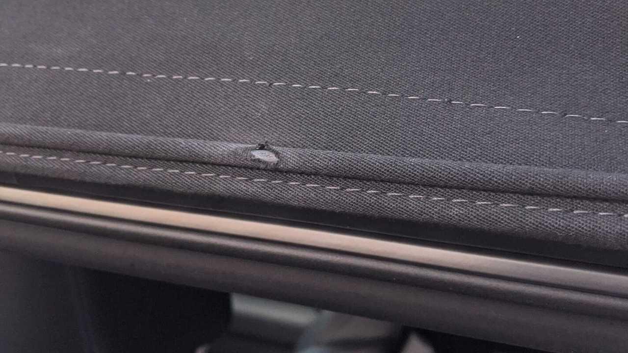 Износ крыши на новом Ford Bronco