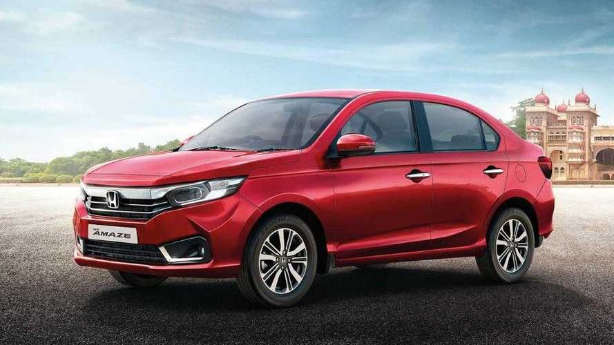 Honda Amaze 2022