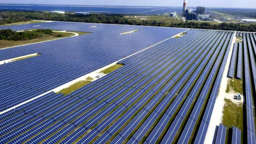Maior sistema de energia solar do mundo irá operar ainda em 2021