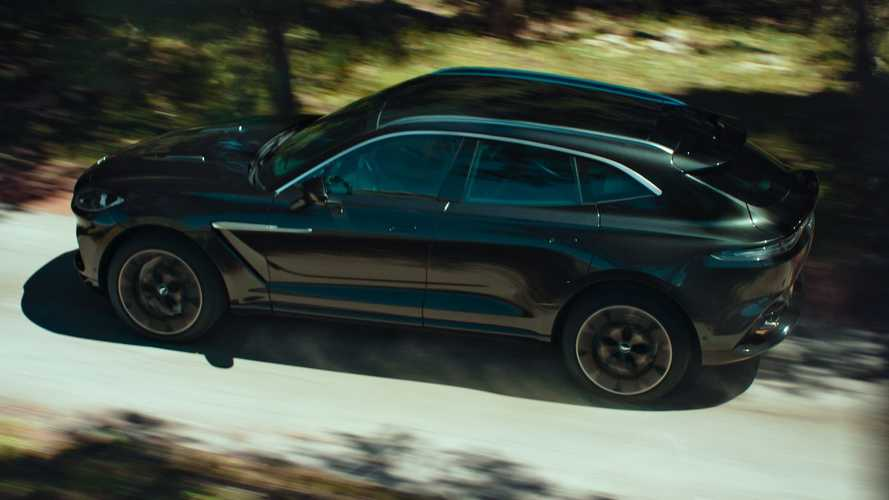 Aston Martin partners with director Luca Guadagnino for DBX video