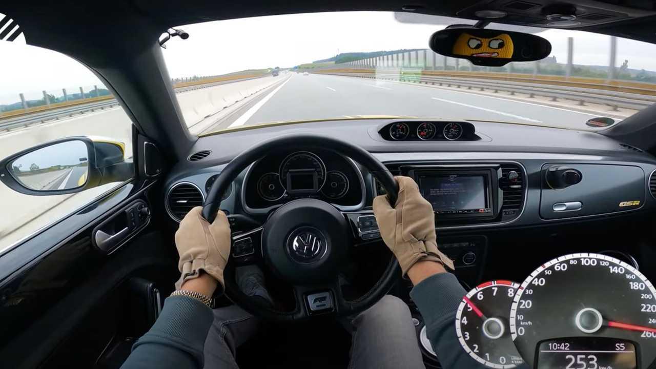 Volkswagen Beetle GSR de 2015