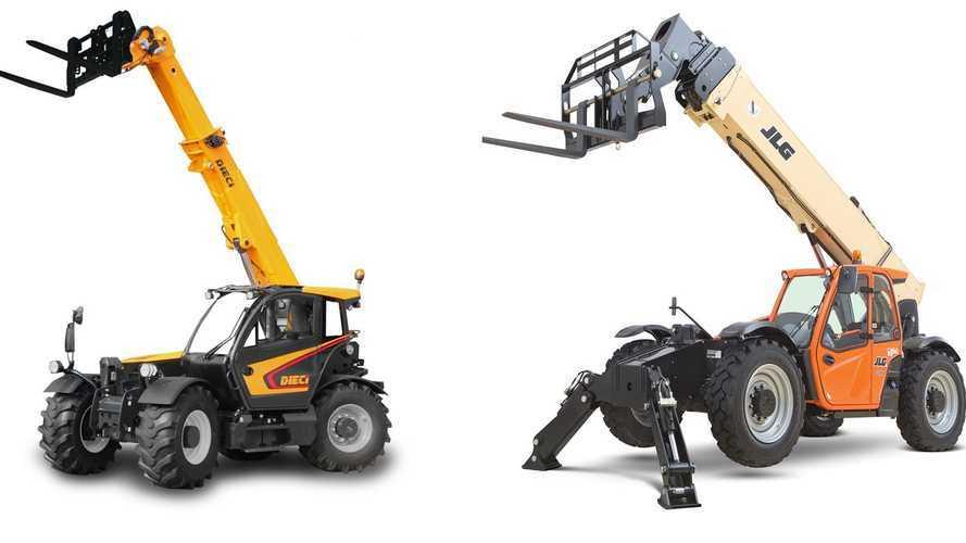 DIECI -  JLG Industries: c'è l'accordo