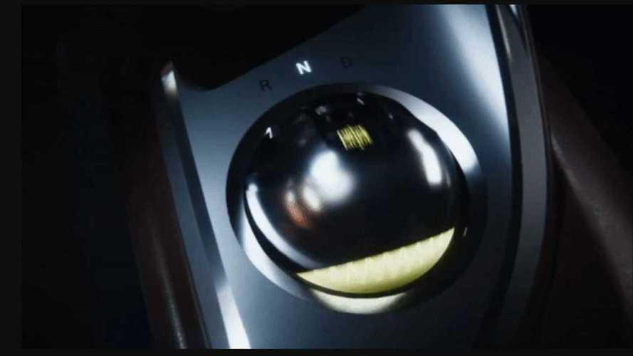 Genesis GV60:Getriebewähler ist eine rotierende Kugel