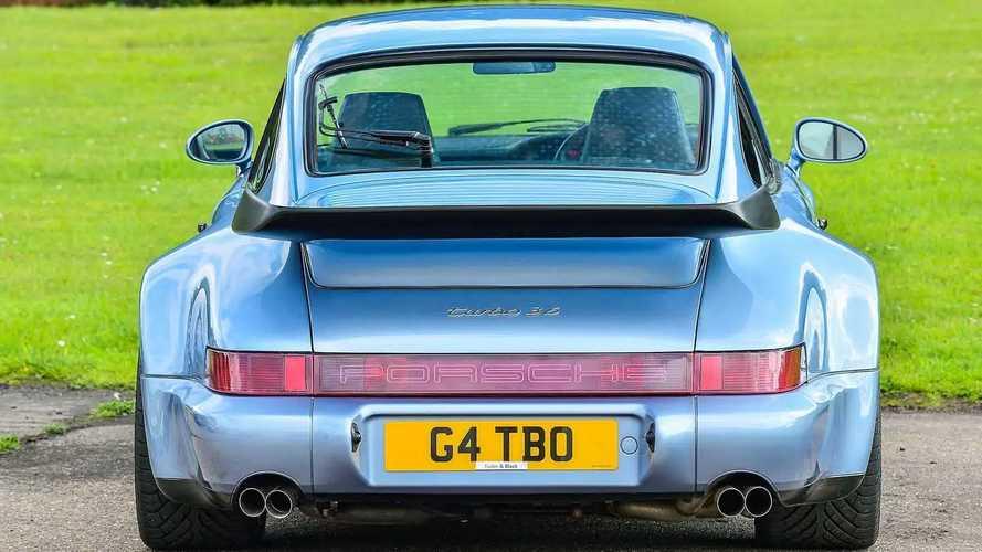 Porsche 911 Turbo 3.6 1994 yang Dijual