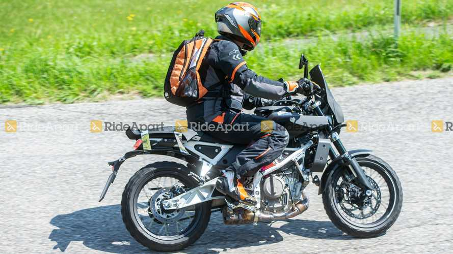 Spotted: New Husqvarna Crossover 401 Prototype Caught Testing