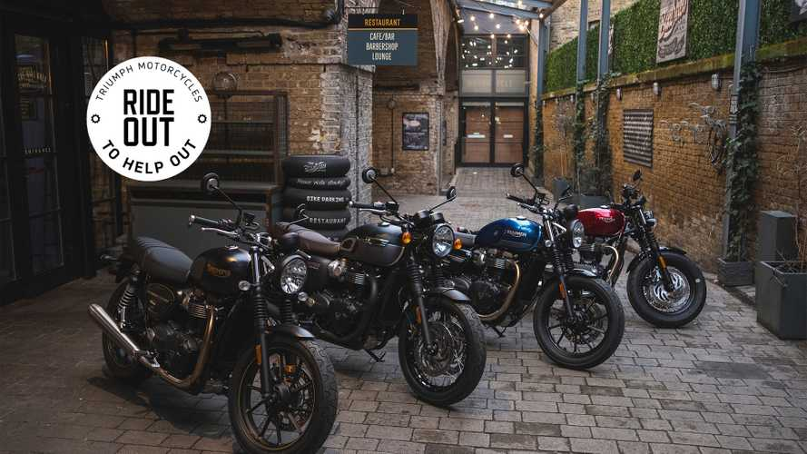 Triumph is helping small businesses across the UK with new campaign