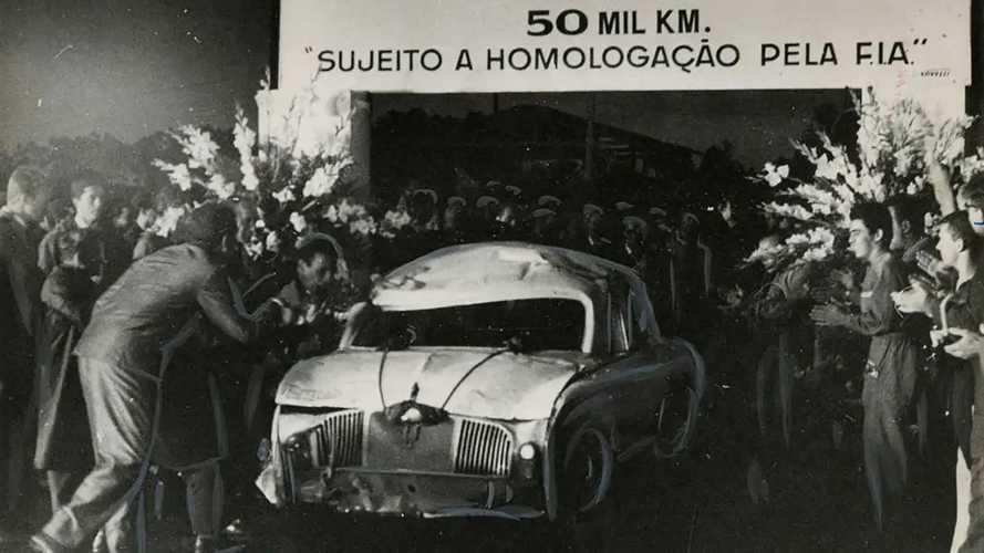 Renault Gordini: o incrível desafio de rodar 50 mil km em 22 dias