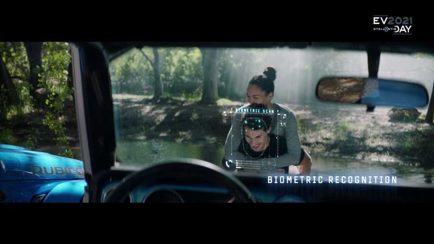 Jeep'in Stellantis EV Day Videosu