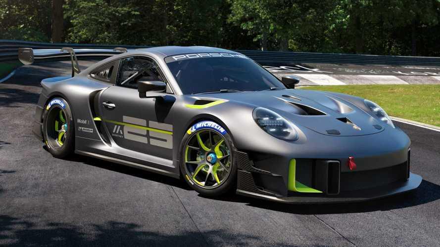 Porsche 911 GT2 RS Clubsport 25 - Il n'y en aura que 30 !