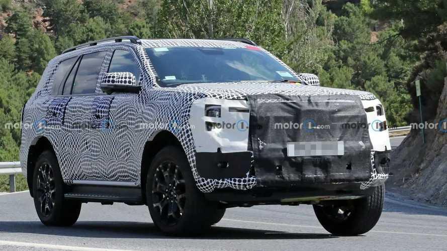 SUV da nova Ranger: Ford Everest deve ser feito na Argentina
