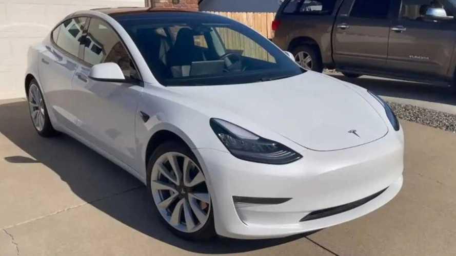 La Tesla Model 3 ne coûte pas beaucoup moins cher à l'entretien
