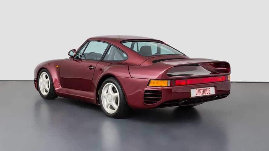 Porsche 959 prototipo, en venta
