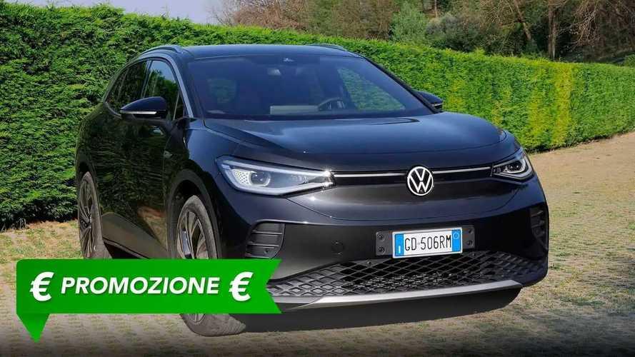 Promozione Volkswagen ID.4, perché conviene e perché no