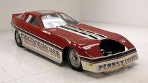Zum Verkauf : Corvette C4 mit 7.000 PS starkem Düsentriebwerk