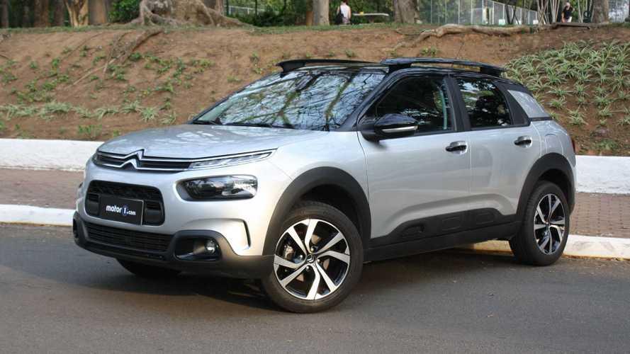 Teste Citroën C4 Cactus Shine Pack: aproveitando a nova fase