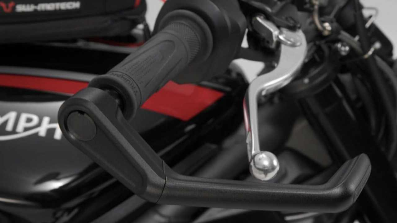 SW-Motech Launches New Sleek And Functional Lever Guards