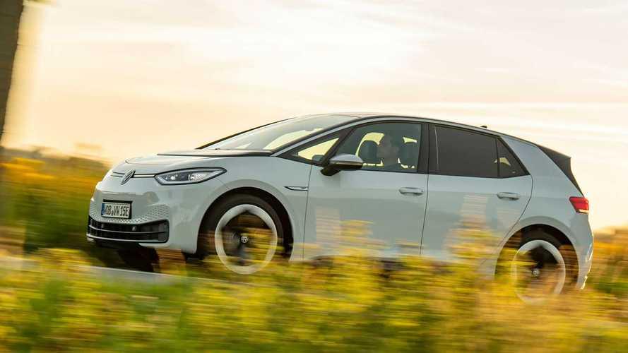 VW ID.3: Basisversion mit 45-kWh-Akku nicht mehr konfigurierbar