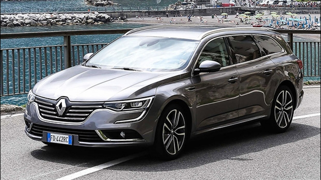 [Copertina] - Renault Talisman Sporter, comodità per tutti