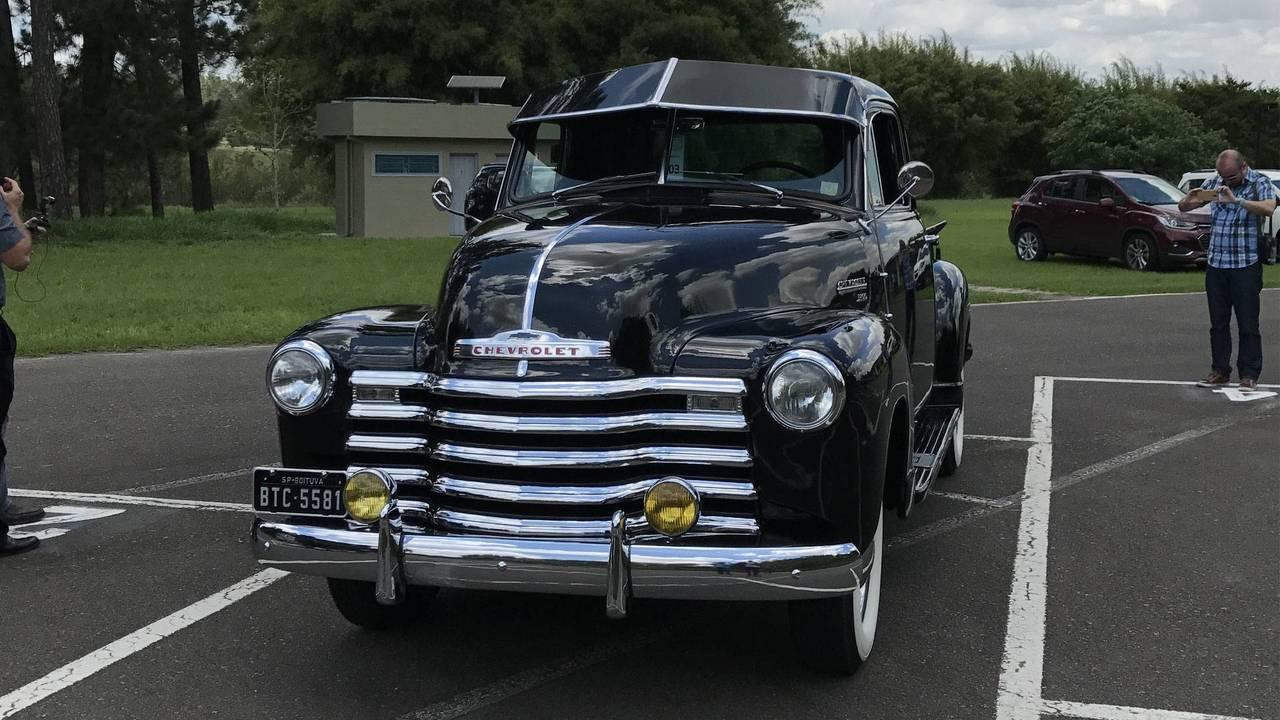 "Chevrolet 3100 ""Boca de Sapo"""